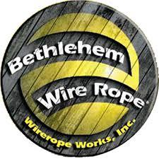 Bethlehem Wire Rope Logo