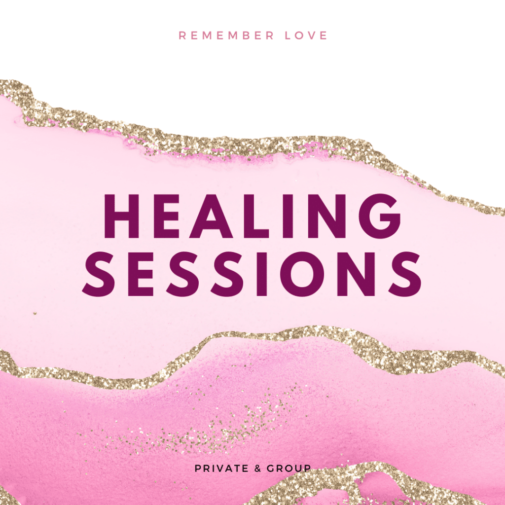 Healing Session Image