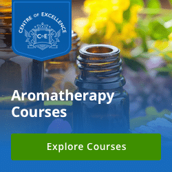 centre of excellence aromatherapy course