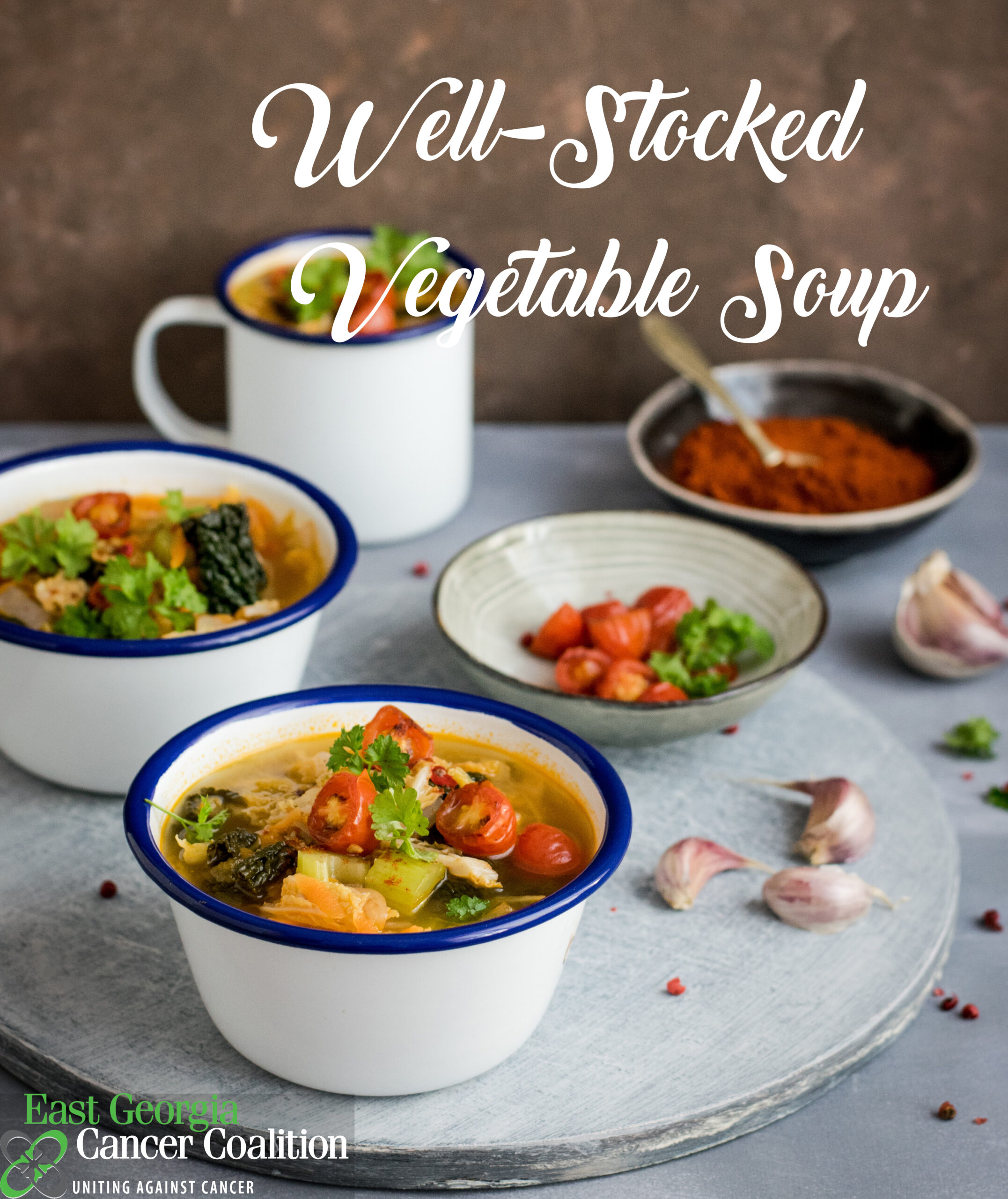 Well-stocked Soup