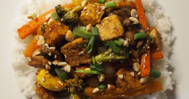 An Easy Guide to Stir Fry
