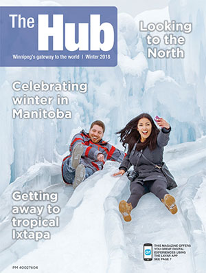 the hub winter issue 2018