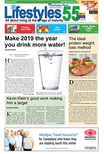 lifestyles 55 January 2019 issue