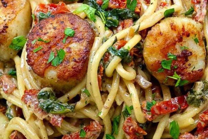 tuscan pasta recipe