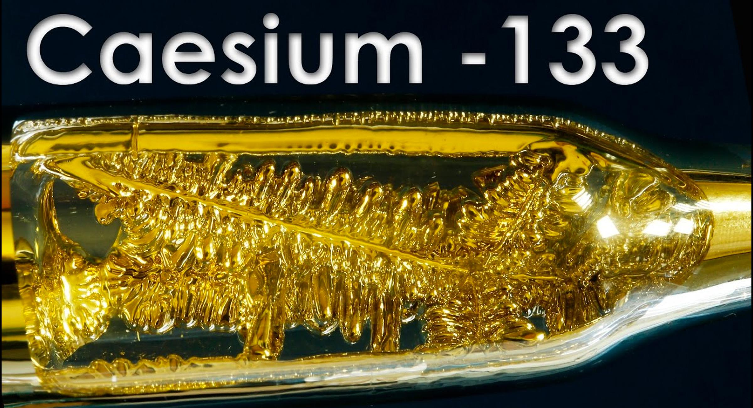 Manitoba has 85 per cent of the world's caesium