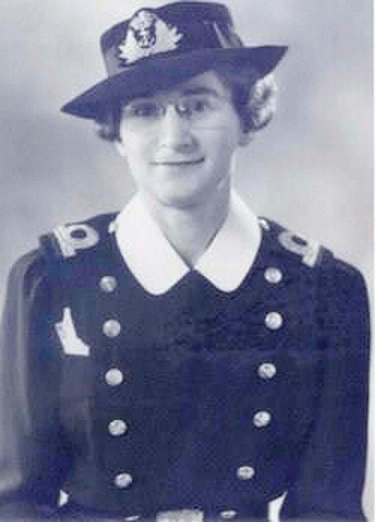Sister Agnes Wightman Wilkie