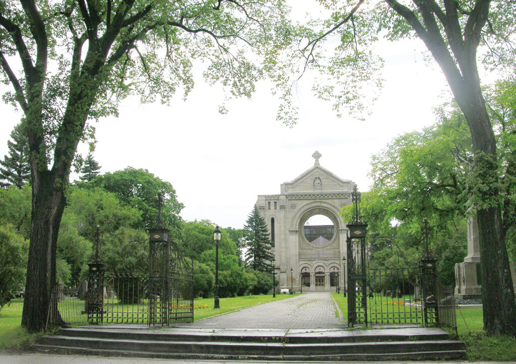 The Mount Pleasant Cemetery in St. John's, Newfoundland where Agnes lies.