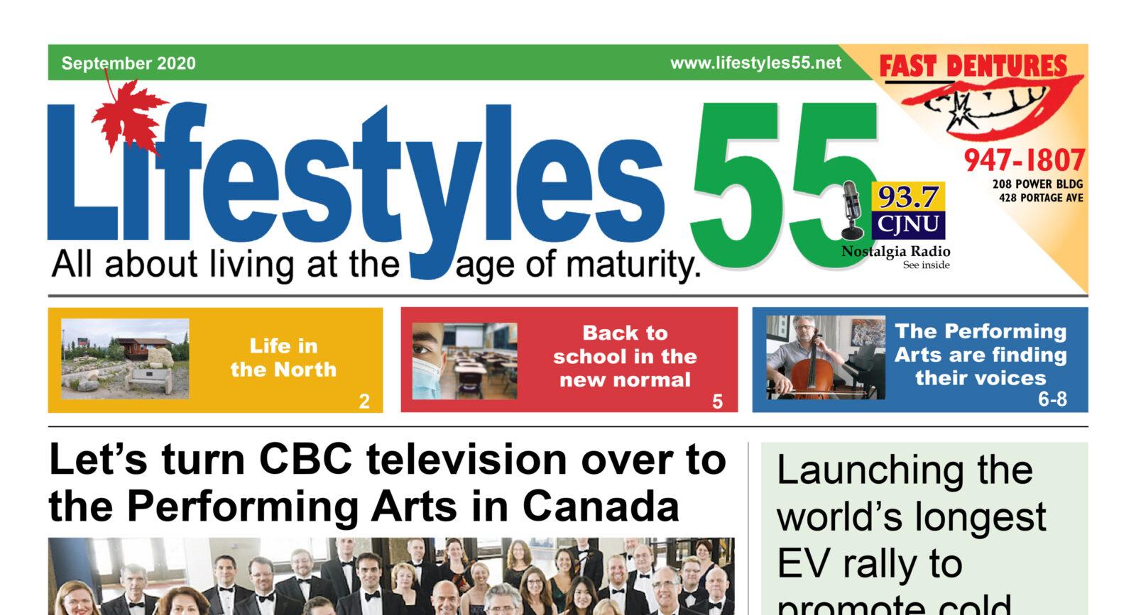 Lifestyles 55 September 2020