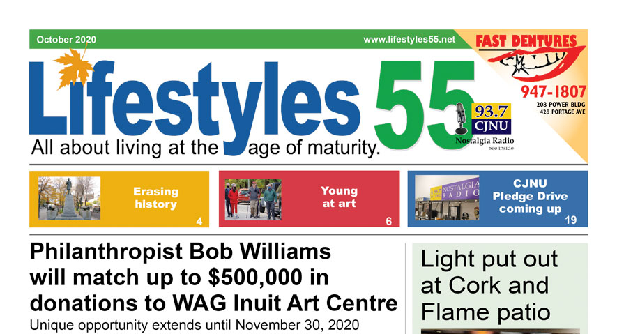 Lifestyles 55 October 2020 issue