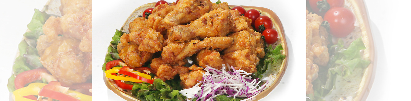 home cooked southern fried chicken