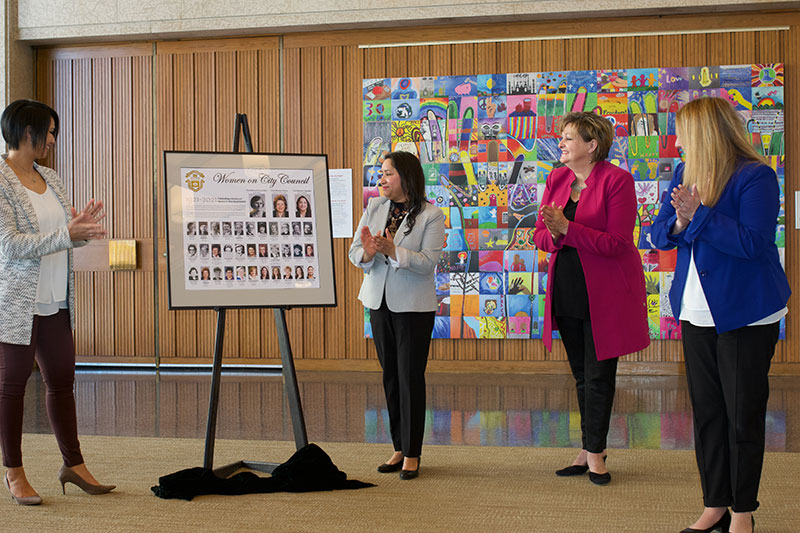 Celebrating 100 Years of Women on Winnipeg City Council