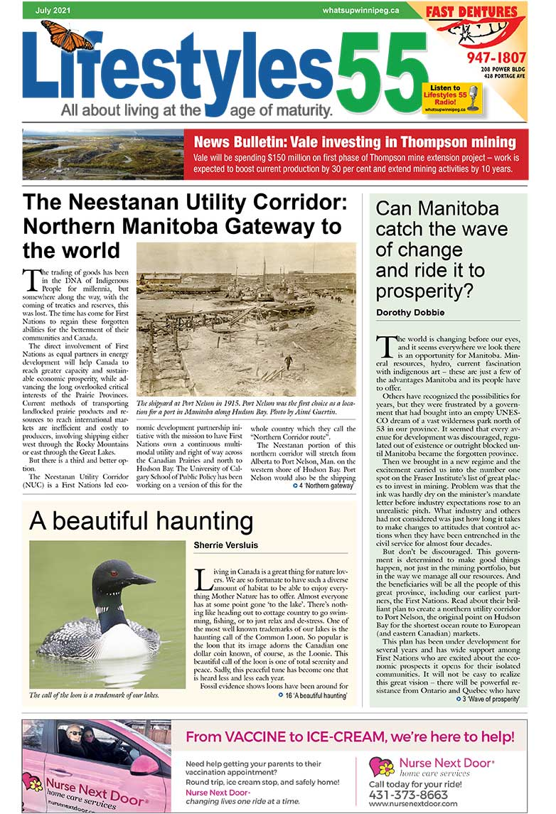 lifestyles 55 july 2021 issue