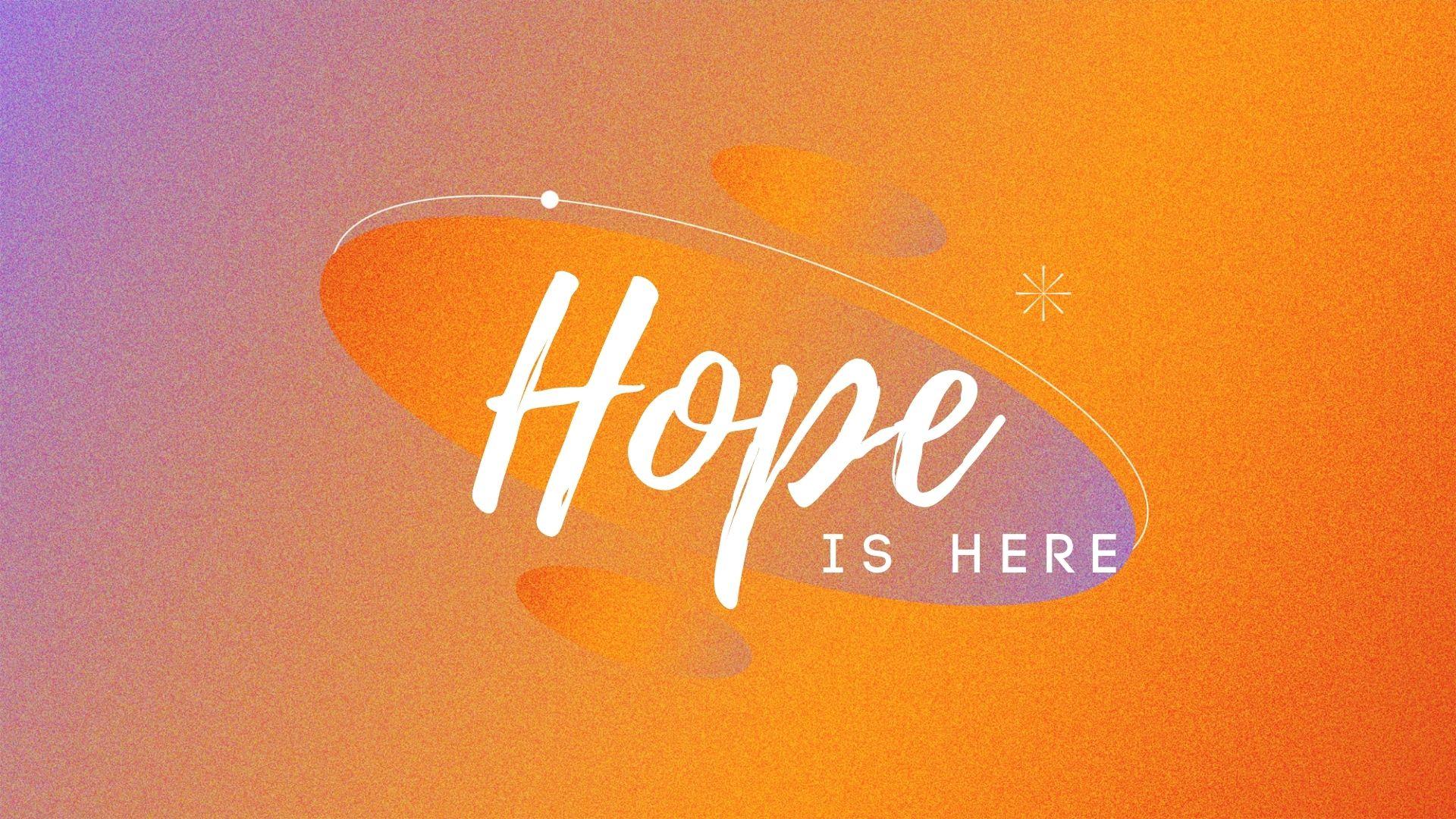 HOPE IS HERE LOGO-MAL