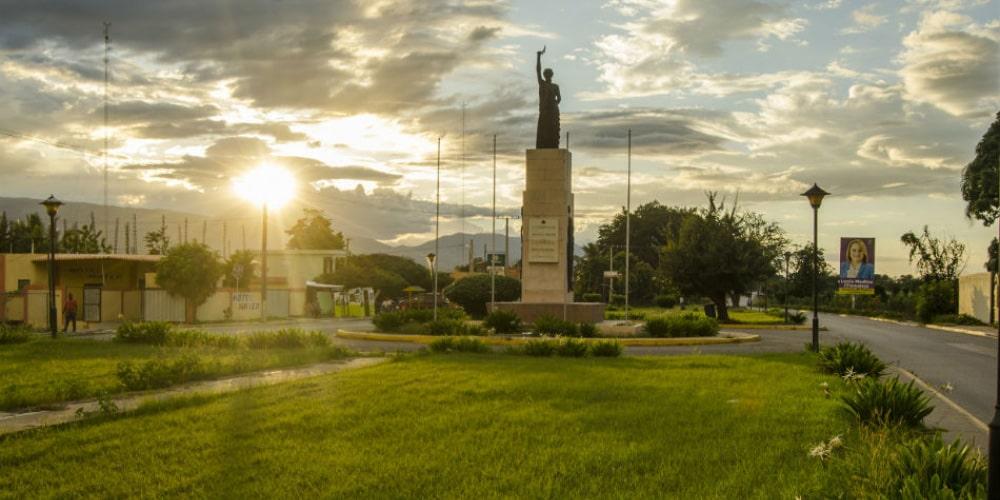 Trabajo en San José de Ocoa