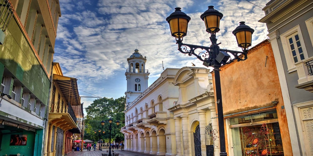 Trabajo en Santo Domingo