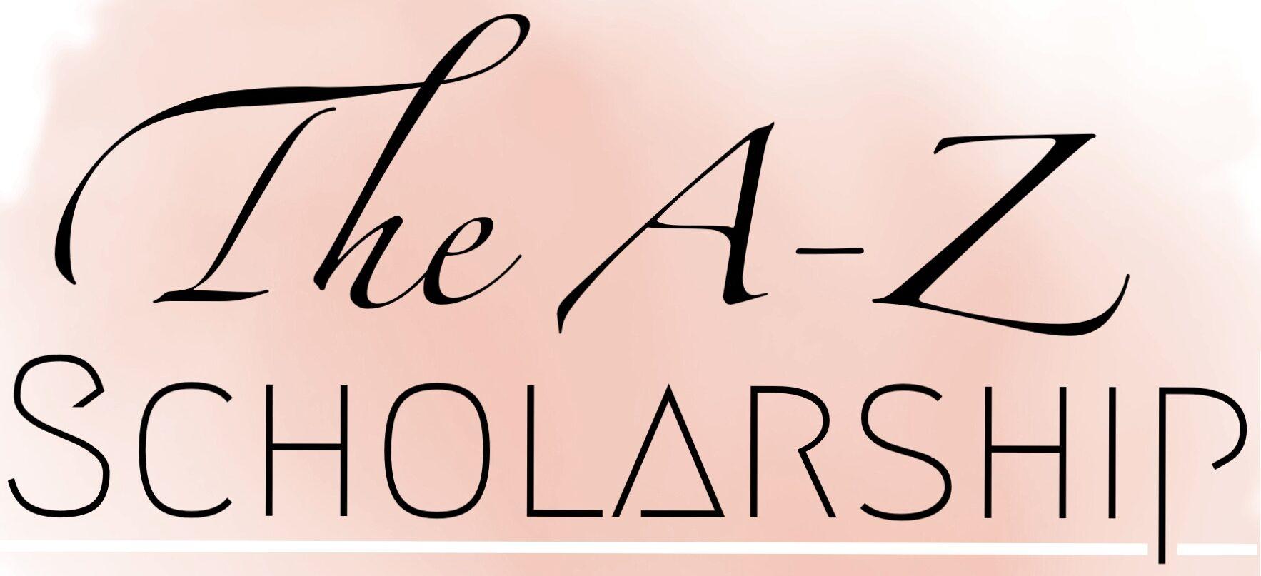A to Z Scholarship