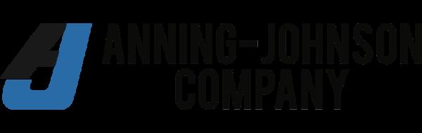 Anning-Johnson Logo - Skyline Plastering