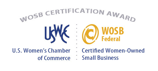 WOSB Certification Award Recognition
