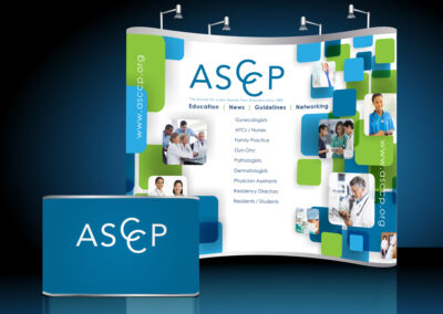 ASCCP – Booth for Trade Show