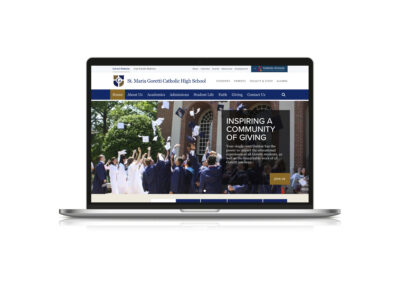 St. Maria Goretti Catholic High School – Website
