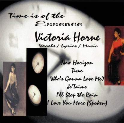Time Is Of The Essence By Victoria Horne