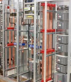 gabinete de distribución de baja tensión