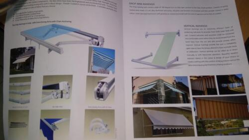 Awning Brand Extrude Die Casting