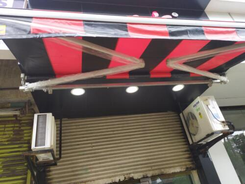 Color combination Awning