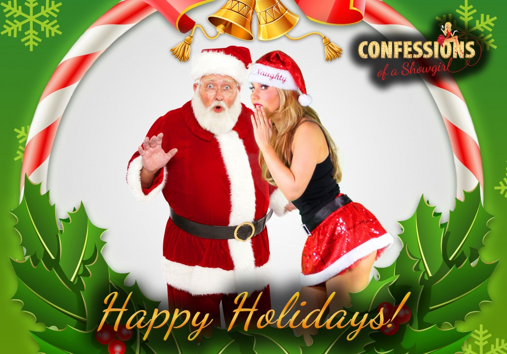 "Maren Wade's Confessions of a Showgirl: ""Mistletoes and Cameltoes"""