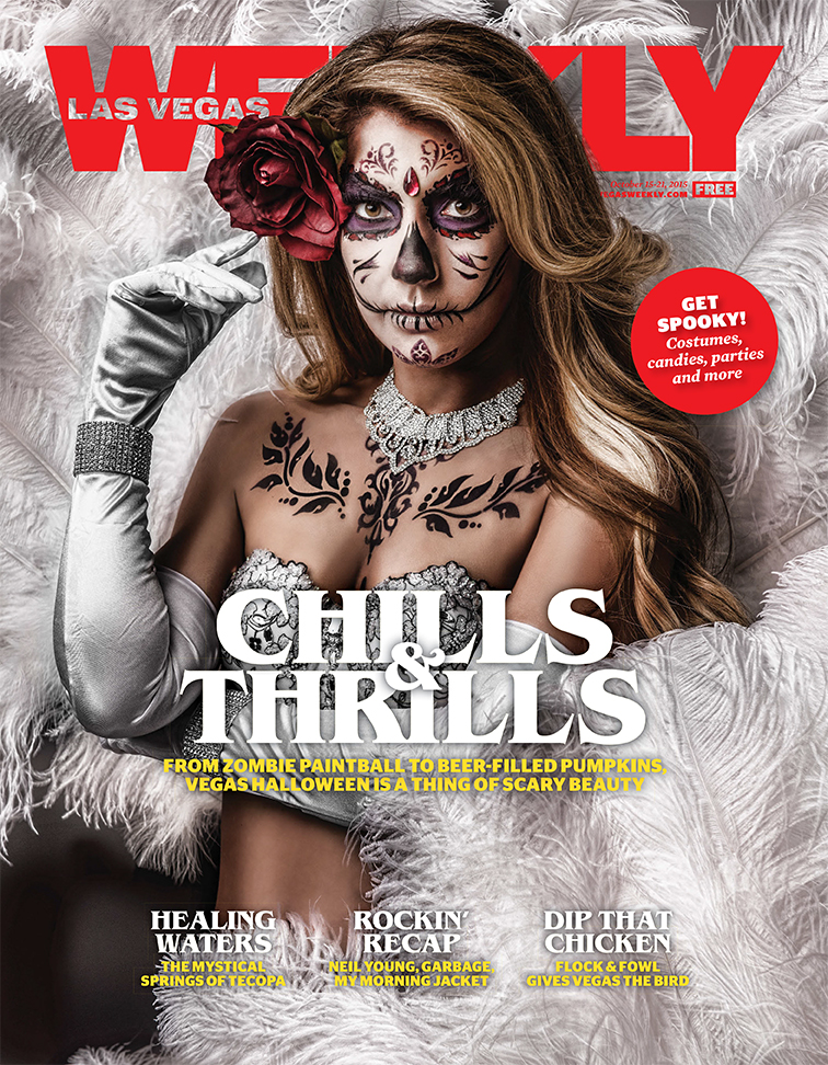 Maren Wade's Confessions of a Showgirl: Confessions of a Las Vegas Weekly Cover Girl