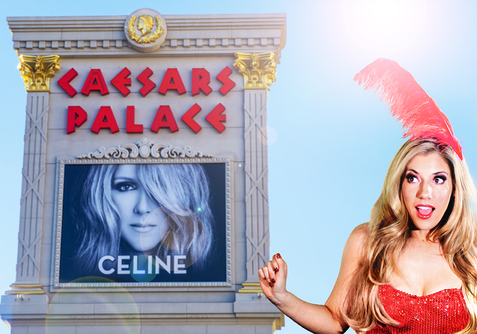 Maren Wade's Confessions of a Showgirl: A Showgirl's Review of Celine Dion