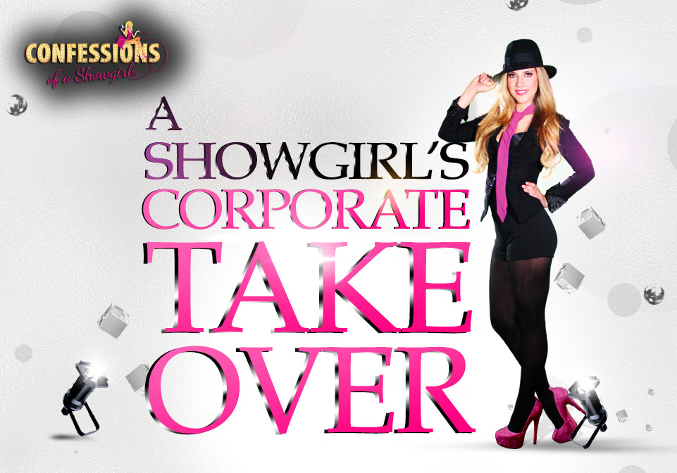 Maren Wade's Confessions of a Showgirl: A Showgirl's Corporate Takeover