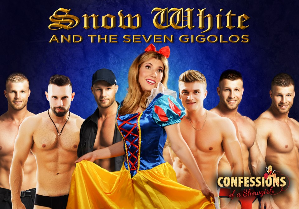 Maren Wade's Confessions of a Showgirl: Snow White and the 7 Gigolos