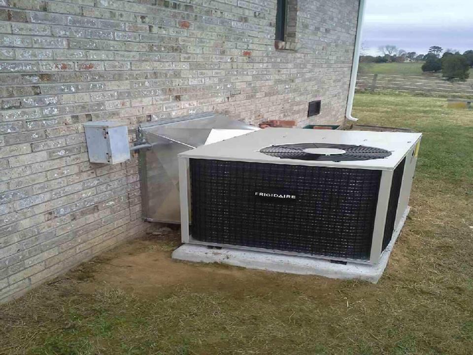 Big Frigidaire HVAC