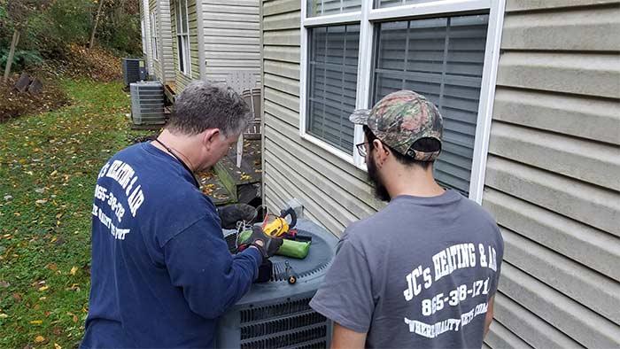AC repair Knoxville TN