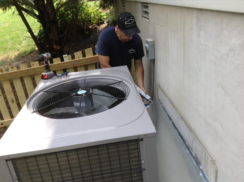 JC's Heating and Air Service Technician