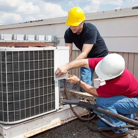 Rooftop HVAC contractors in Knoxville, TN