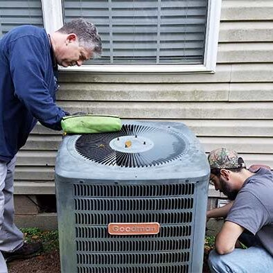 Air conditioning service Knoxville TN