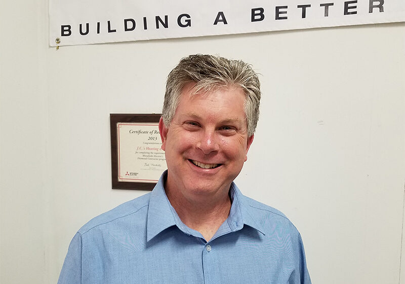Profile Photo of Jason Charkosky, Founder of JC's Heating and Air.