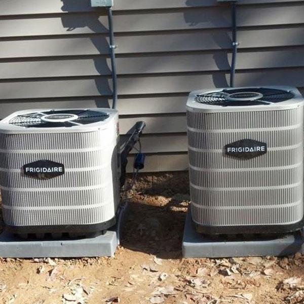 Frigidaire Heat Pumps