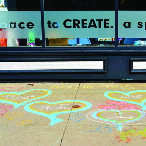 Chalk Artwork
