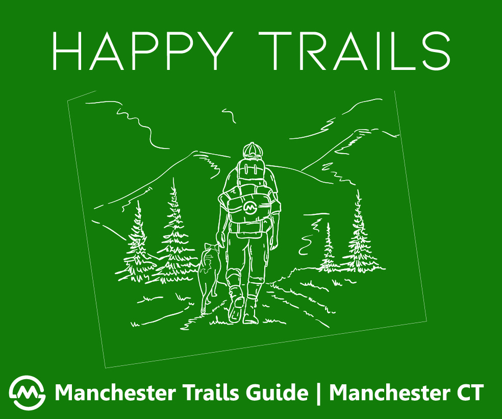 happy trails Manchester trails guide