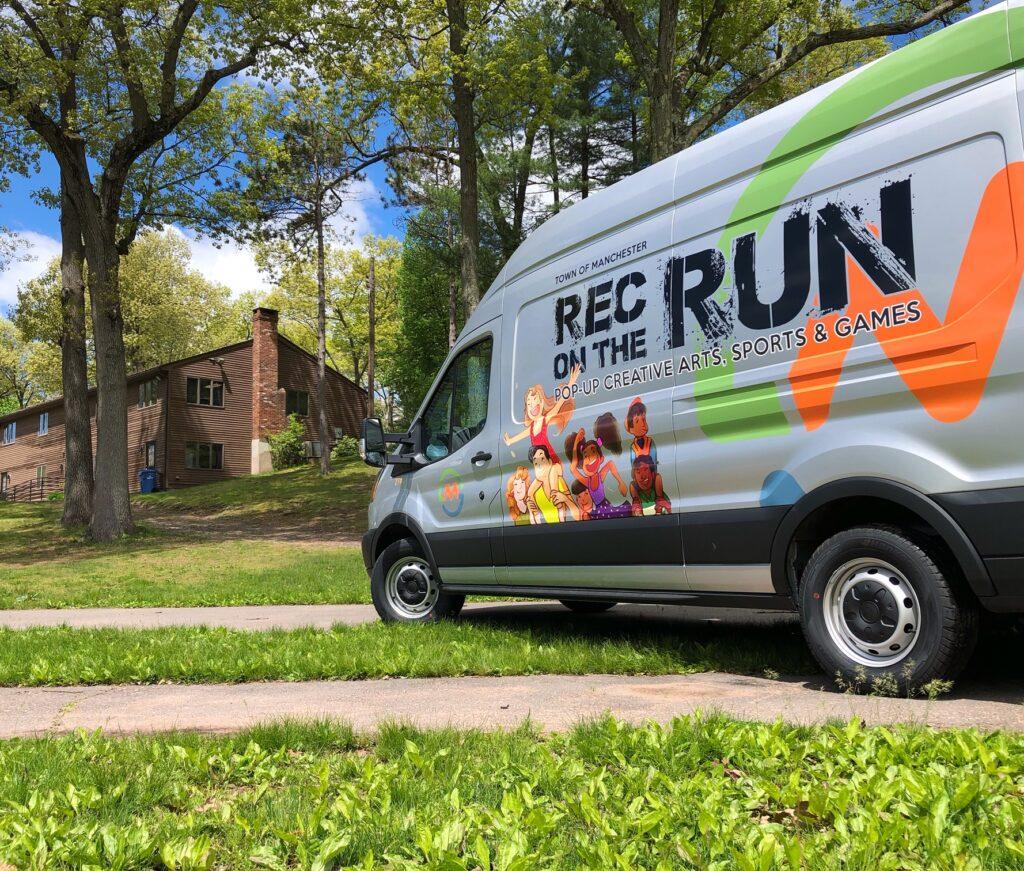 Rec on the Run Vehicle