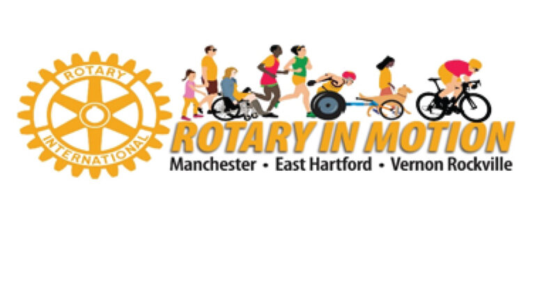 Rotary in Motion Logo