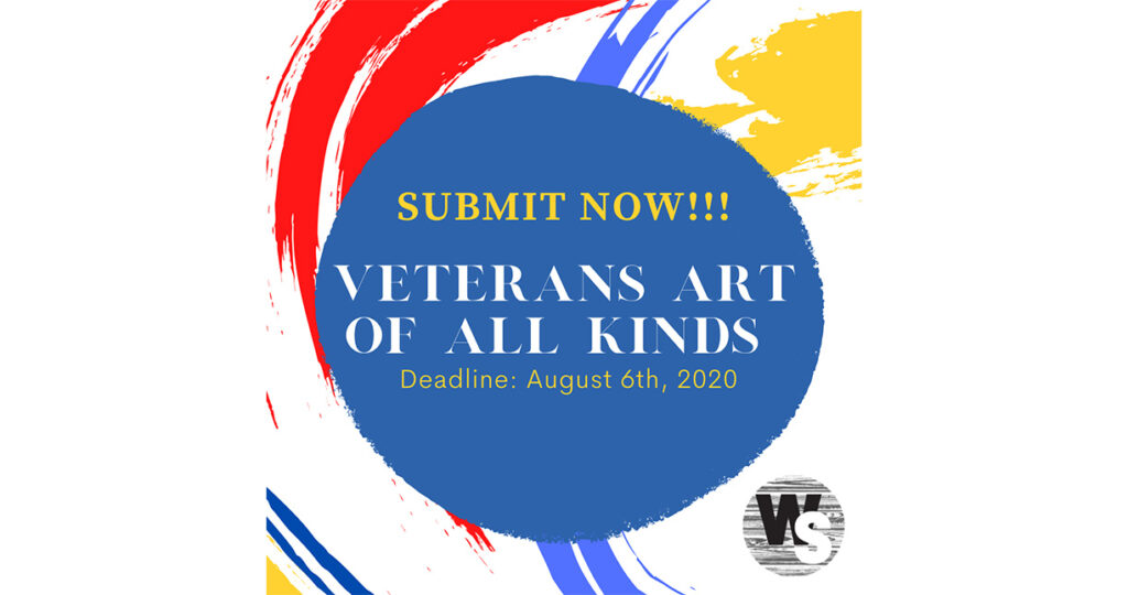 Veterans Art of All Kinds_CTA
