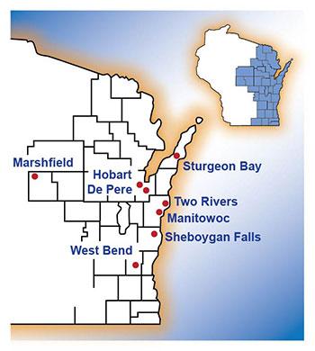 Doneff Rental Locations