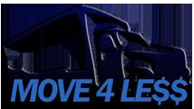 Move 4 Less Logo