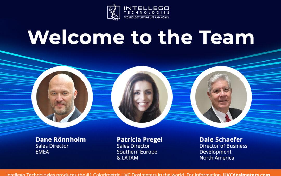 Intellego Technologies announces new international team members