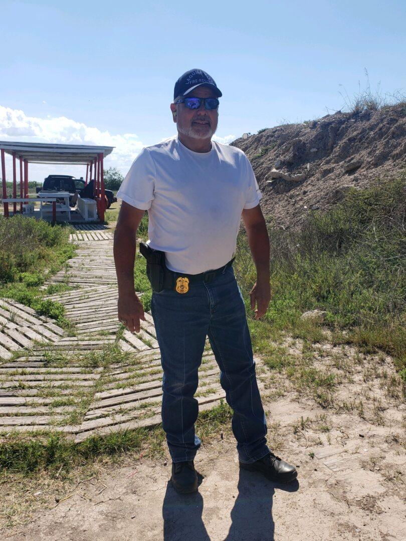H. Gonzales - Fire Department
