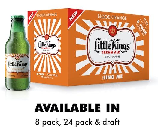 Little Kings Blood Orange